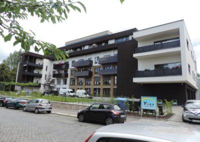 Um- und Ausbau eines ehemaligen Fabrikgebäudes, Chemnitz