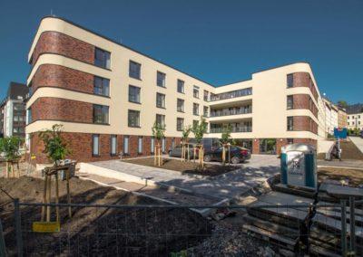 Neubau eines Altenpflegeheims, Chemnitz