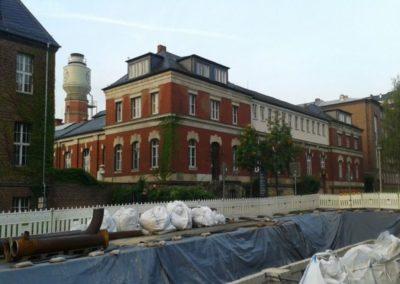 Bestands- und Zustandsuntersuchungen, TU Dresden, Mollier- Bau