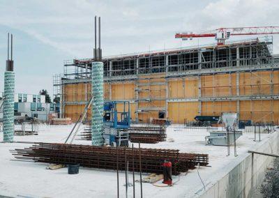Neubau Betriebsgebäude – Layertec