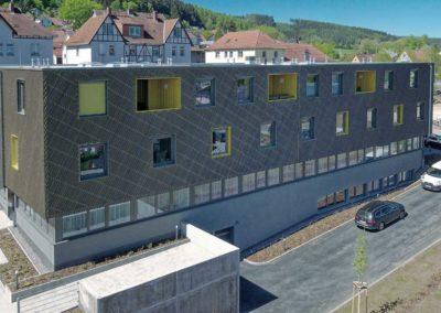 Neubau eines Pflege-Wohn-Komplexes im Blumenviertel Ilmenau