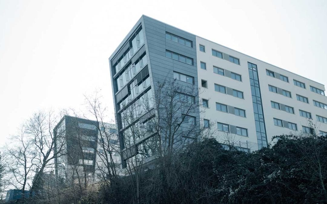 Neubau Bürogebäude IT Paradies