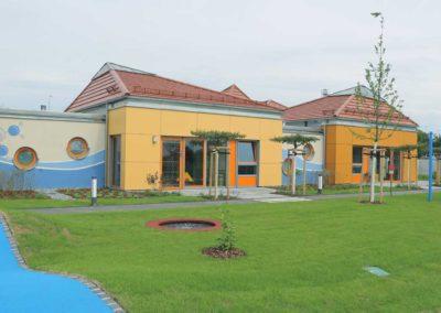Neubau von Kindergarten und Hort