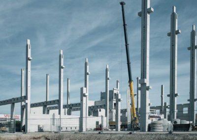 Neubau Produktions- und Bürogebäude der Fa. Profol