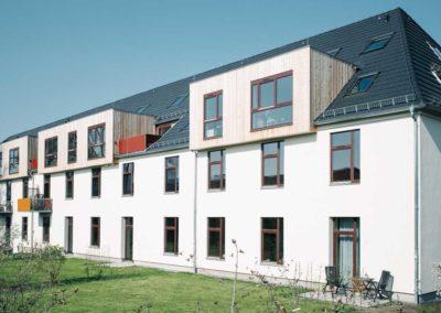 Ro70 – Umbau eines ehemaligen Krankenhauses zu Wohnungen