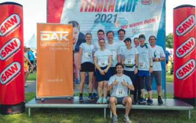 Firmenlauf in Halle (Saale)